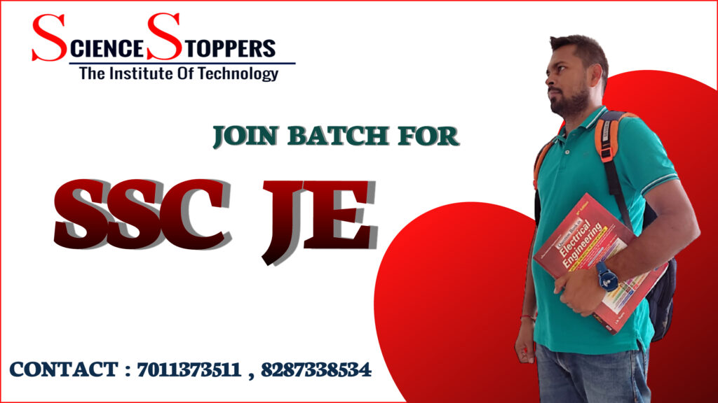 best ssc je coaching in delhi   science stoppers launch new batch for ssc je