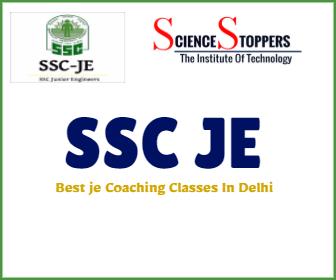 best ssc je classes in delhi